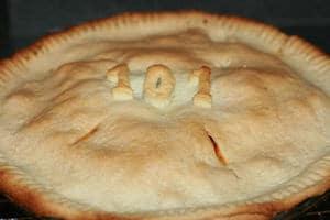 how to make tomato pie