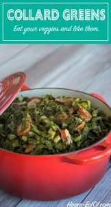 Think you don't like collard greens, this simple method will have you going for seconds.