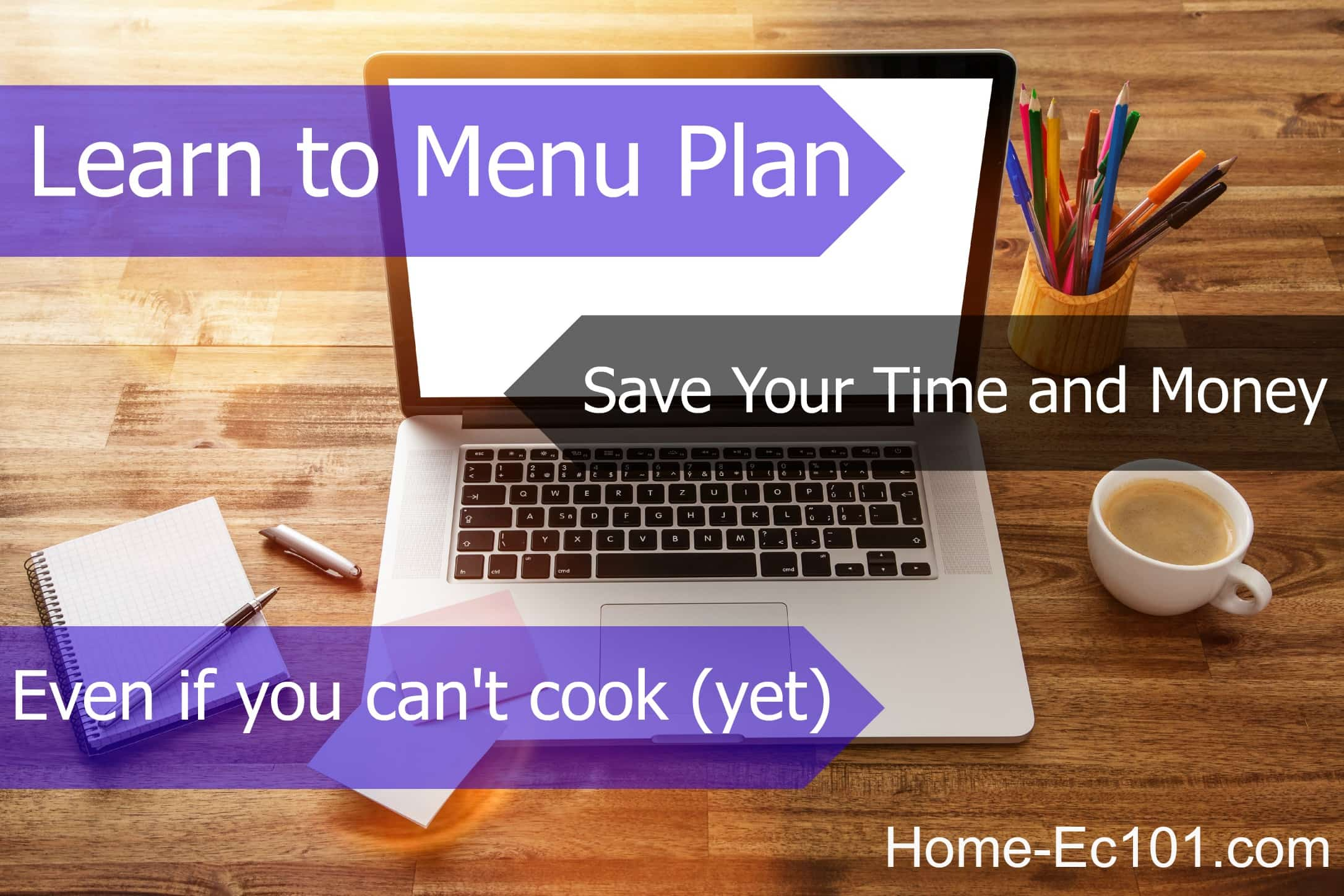 How to Menu Plan When You've Done It a Long Time and You're Tired of Making All of the Decisions