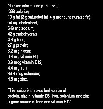 nutrition-information