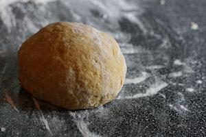 shape into a ball
