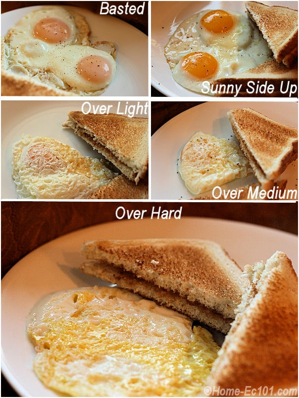The Great Fried Egg Tutorial