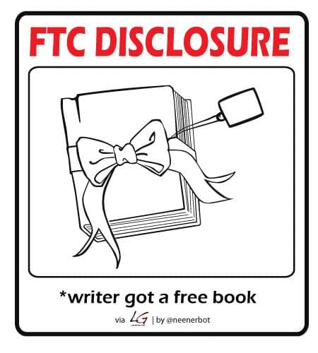 FTC disclosure Image