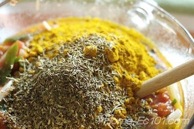 Stewed Chicken Spice Mix
