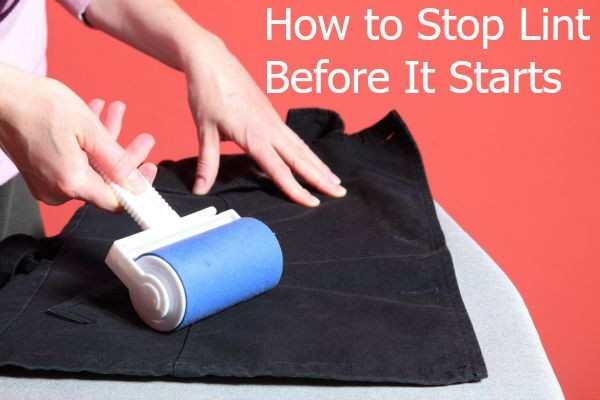 How to Stop Lint Before It Starts