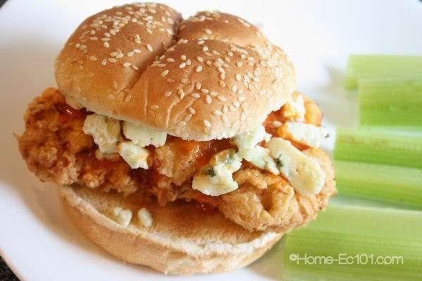 Buffal Chicken Sandwich