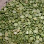 Silky Smooth Green Pea Soup - dried split peas
