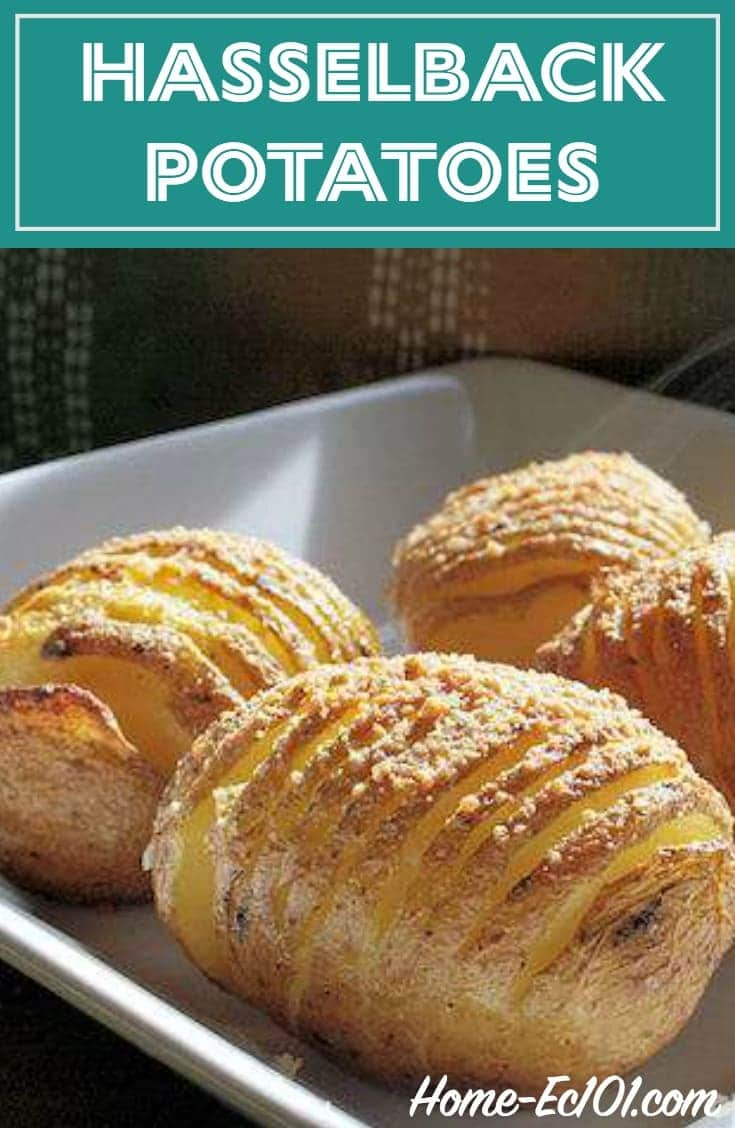 How To Make Hasselback Potatoes