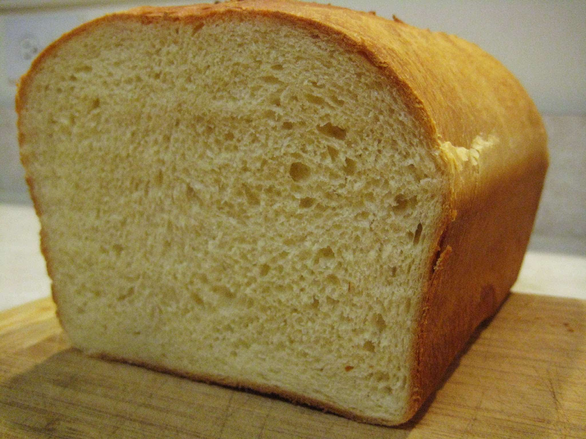 Hearty White Sandwich Bread