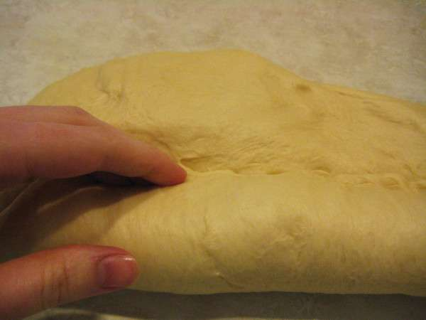 Step 8 - roll the dough
