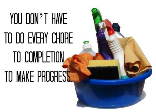 chore progress