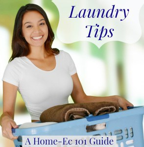 laundry tips and tricks