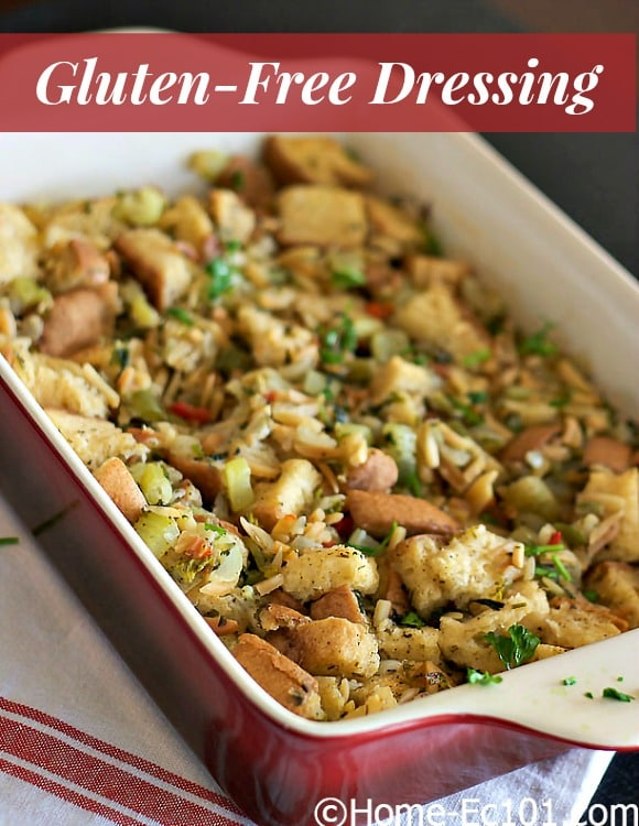 gluten-free dressing recipe