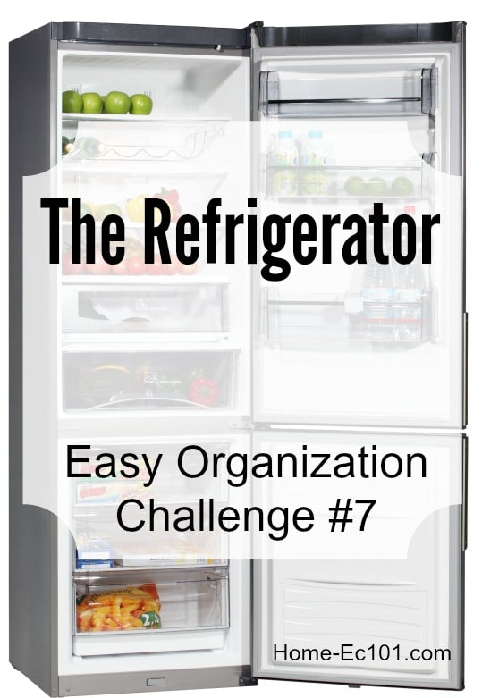 clean the refrigerator