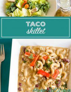 Taco Skillet