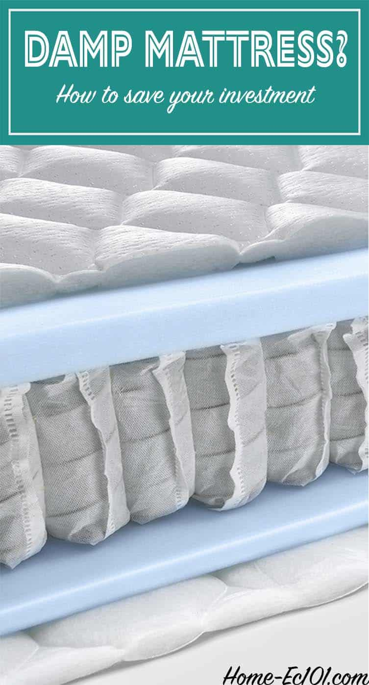 How to Dry a Damp Mattress