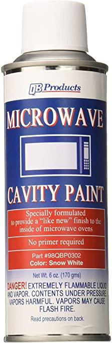 QB Microwave Cavity Paint